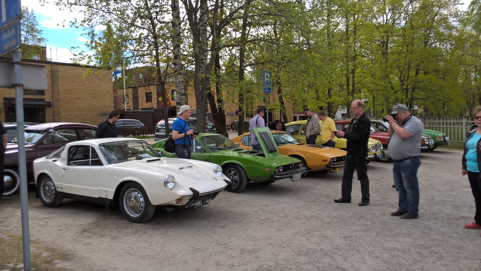 Cars and Coffee Finland 2017