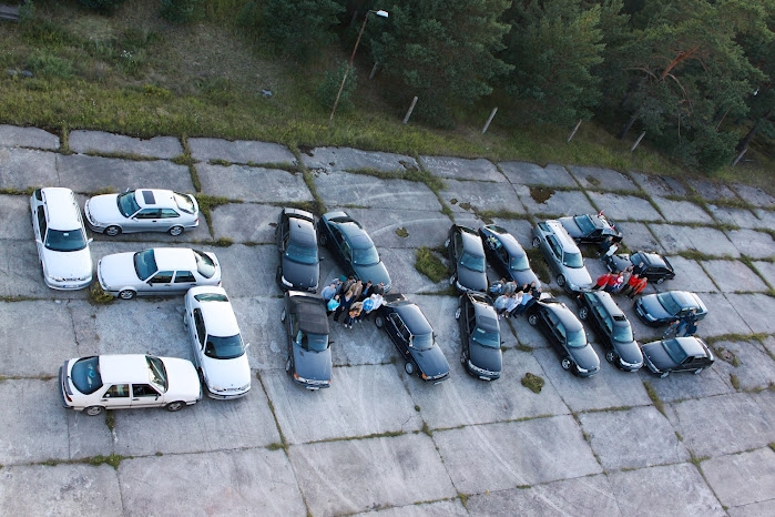Saab kluba vizīte Ventspils pusē 11.-12. augustā