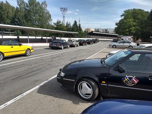 2019 Saab Sprints - 9.jūnijs