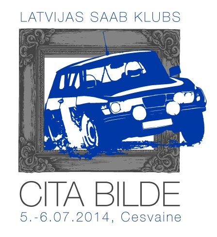 Latvijas SAAB Kluba 2014.gada Vasaras Pasākums