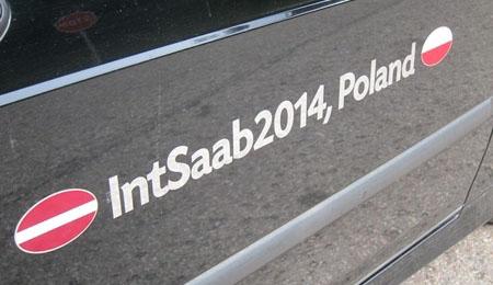 Intsaab 2014, Malborka, Polija. Atskaite.